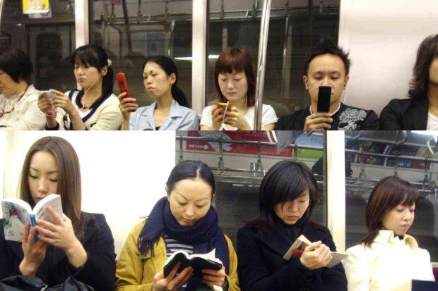 Japonya, sosyal medya kullanımı ve bağımlılık