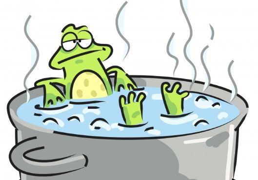 Modern Zaman Efsaneleri 5: Kaynayan Kurbağa Sendromu