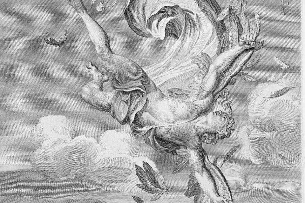 Modern Zaman Efsaneleri 4: Ikarus Sendromu