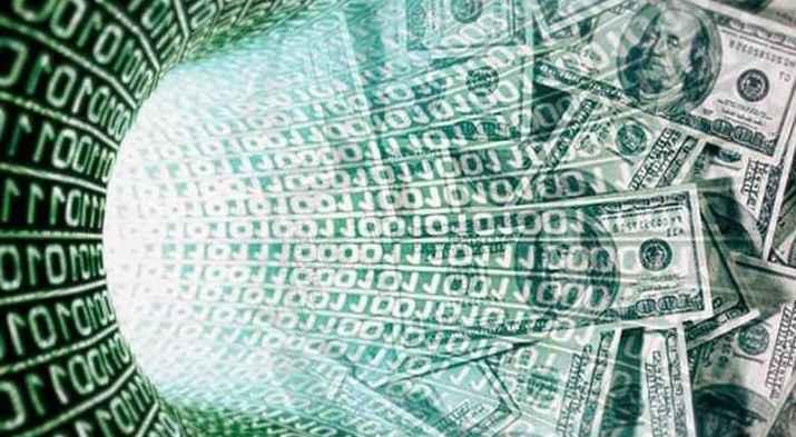 Dijital para yükleniyor