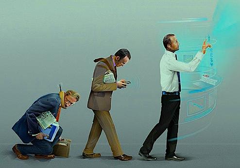 Yarının teknolojilerini bugünden hayal edebilmek
