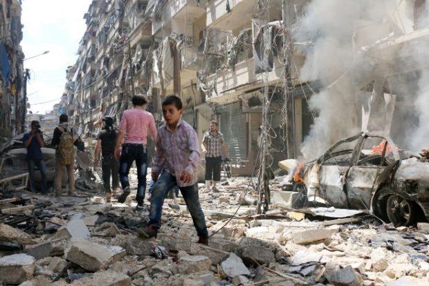 Patlayan Beyrut, yıkılan Beyrut