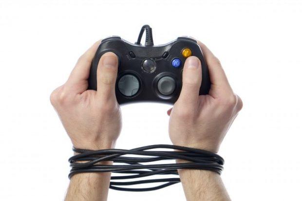 Çevrimiçi oyun bağımlılığı