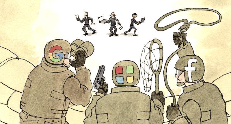 Sosyal medya tiranları