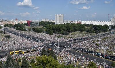 Belarus'ta özgürlük ve değişim zamanı